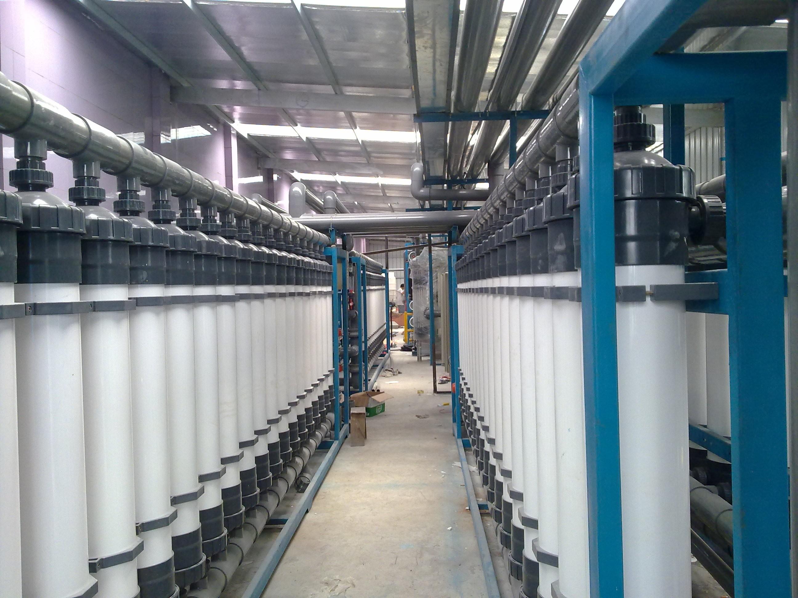 昆明主城区中水得利用--再生水